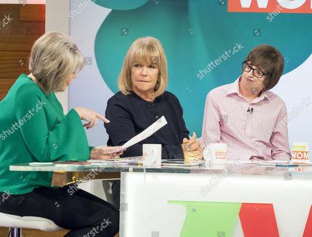 Ruth Langsford, Linda Robson, Ashley Carter