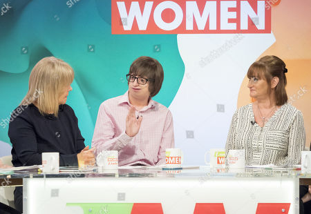 Linda Robson, Ashley Carter and Louise Carter