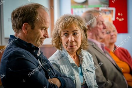 Adrian Rawlins as Dave Stanley and Zoe Wanamaker as Gail Stanley
