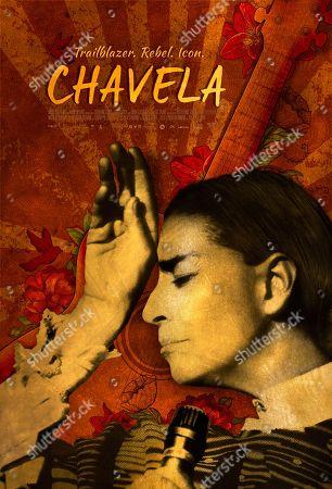 Chavela (2017) Poster Art. Chavela Vargas
