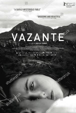 Stock Photo of Vazante (2017) Poster Art. Luana Nastas