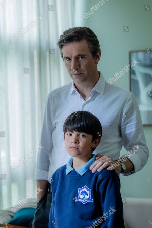 Jack Davenport as Guy Harcourt and Dante Patel as Sammi Shirani