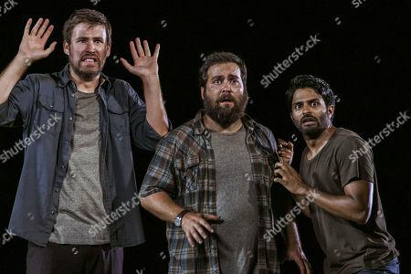 Zach Cregger, Brian Sacca, Asif Ali
