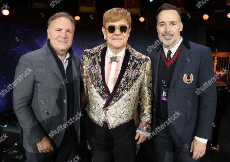 Editorial photo of Elton John Announces 'Farewell Yellow Brick Road' Tour, New York, USA - 24 Jan 2018