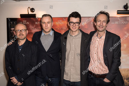 Editorial picture of 'Journey's End' Film Screening, London, UK - 24 Jan 2018