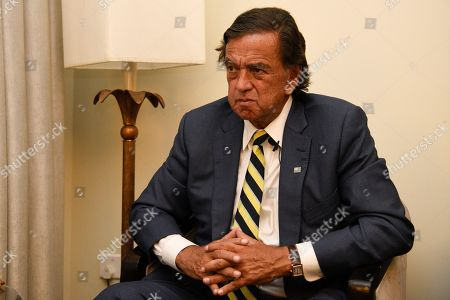 """During an interview with the Associated Press, Former New Mexico Gov. Bill Richardson said he has resigned from an advisory panel trying to tackle the massive Rohingya refugee crisis, in Yangon, Myanmar. Richardson said the attempt to repatriate the refugees was a """"whitewash and a cheerleading operation"""" for the government of Myanmar leader Aung San Suu Kyi"""