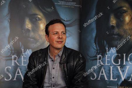 Editorial photo of Press conferece of 'The wild legion' movie in Mexico City - 24 Jan 2018