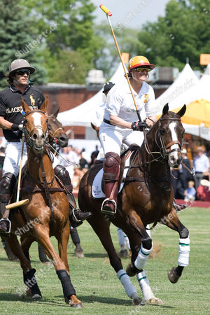 Editorial picture of Veuve Clicquot Manhattan Polo Classic, New York, America - 30 May 2009