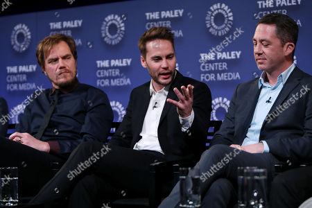 Michael Shannon, Taylor Kitsch, Drew Dowdle