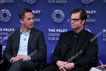Editorial picture of PaleyLive NY: 'Waco' premiere and panel, New York, USA - 24 Jan 2018