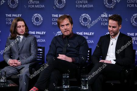 Rory Culkin, Michael Shannon, Taylor Kitsch