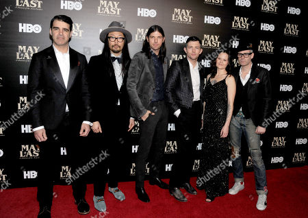 Editorial photo of 'May It Last: A Portrait of the Avett Brothers' film screening, New York, USA - 24 Jan 2018