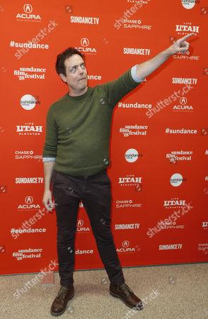 Editorial photo of 2018 Sundance Film Festival - 'A Futile and Stupid Gesture', Park City, USA - 24 Jan 2018