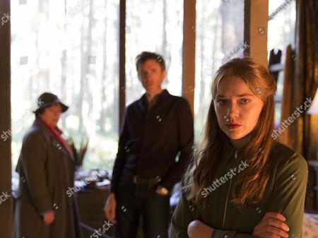 Editorial picture of 'Vera' TV Series - Feb 2018