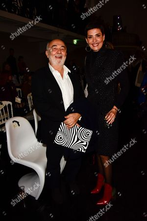 Gerard Jugnot, Cristina Cordula