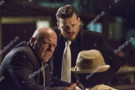 Dean Norris, Kevin Rankin