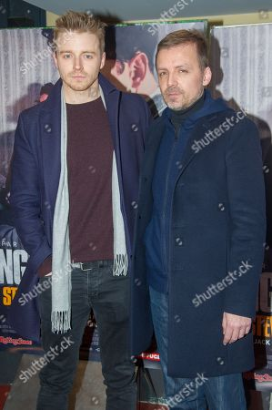 Editorial picture of 'England is Mine' film premiere, France - 23 Jan 2018