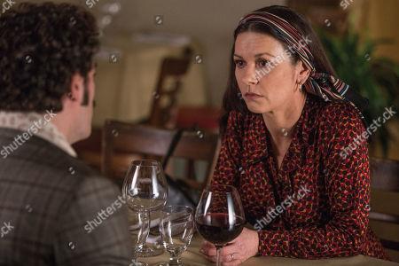 Juan Pablo Espinosa, Catherine Zeta-Jones