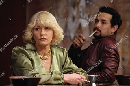 Stock Image of Catherine Zeta-Jones, Alejandro Edda