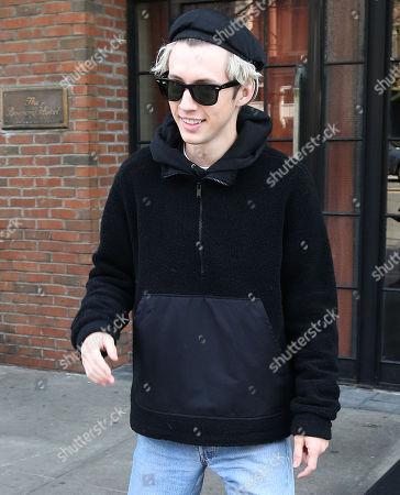 Stock Photo of Troye Sivan