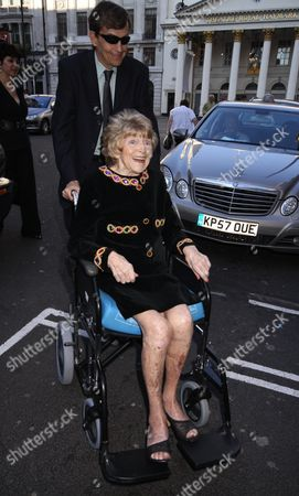 Stock Picture of Dora Bryan