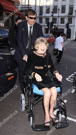 Editorial picture of One off musical 'Dora' celebrating the career of Dora Bryan, Her Majesty's Theatre, London, Britain - 31 May 2009