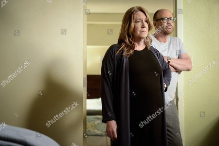 Stock Image of Ann Dowd, Terry Kinney
