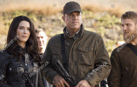 Bridget Regan, Adam Baldwin, Travis Van Winkle