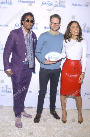 Nick Cannon, Kieran Mulcare, as Dave and Bethenny Frankel