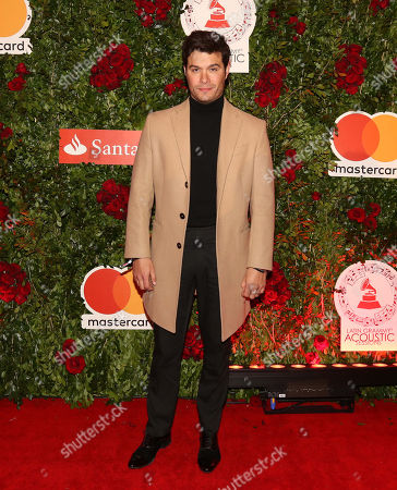 Editorial picture of Latin Grammy Awards and Acoustic Sessions, Arrivals, Mexico City, Mexico - 25 Jan 2018