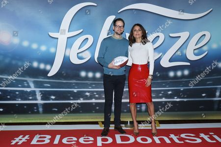 Editorial image of Febreze Super Bowl Ad Campaign Launch, New York, USA - 25 Jan 2018