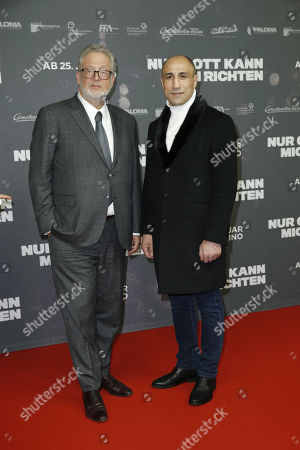 Editorial photo of Screening of Nur Gott kann mich richten, Berlin, Germany - 25 Jan 2018