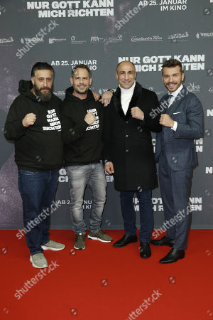 Editorial picture of Screening of Nur Gott kann mich richten, Berlin, Germany - 25 Jan 2018