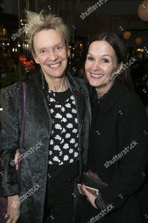 Stock Picture of Lucy Bailey and Charlotte Emmerson