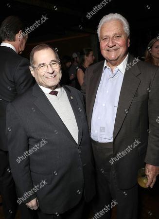 Jerrold Nadler and Martin Bandier