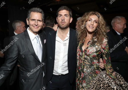 Atlantic Records, Chairman/CEO Craig Kallman, Max Lousada and Atlantic Records, Chairman/COO Julie Greenwald