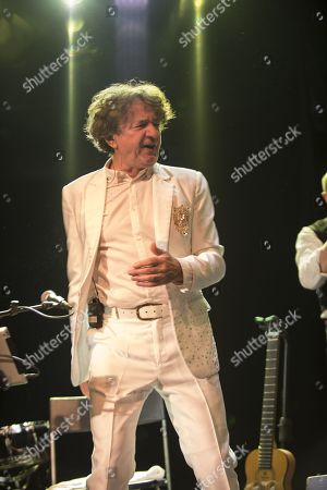 Goran Bregovic live concert at Sala Apolo, Barcelona, 26th January 2018