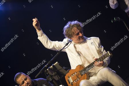 Goran Bregovic live concert at Sala Apolo, Barcelona