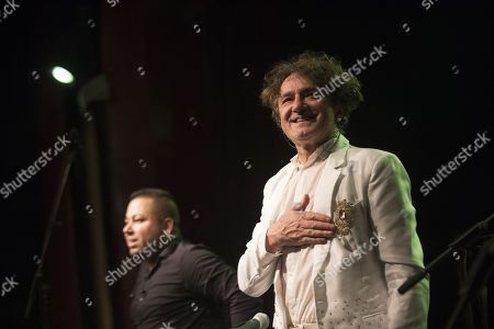 Goran Bregovic live concert at Sala Apolo, Barcelona