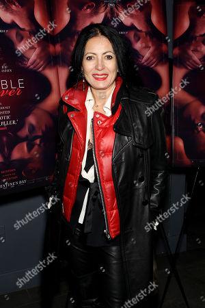 Stock Photo of Catherine Malandrino