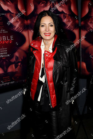 Editorial picture of Cohen Media Group with The Cinema Society host the New York Premiere of 'Double Lover', New York, USA - 25 Jan 2018