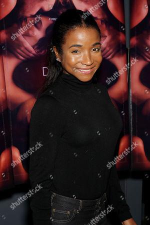Stock Photo of Genevieve Jones