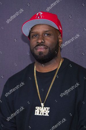 DJ Funkmaster Flex attends a pre-Grammy event hosted by Delta Airlines at The Bowery Hotel, in New York