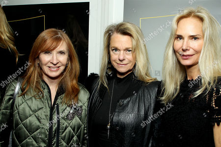 Editorial photo of Cohen Media Group with The Cinema Society host the New York Premiere of 'Double Lover' - After Party, New York, USA - 25 Jan 2018