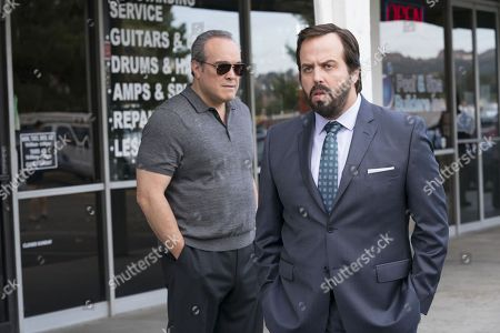 David Zayas, Angus Sampson