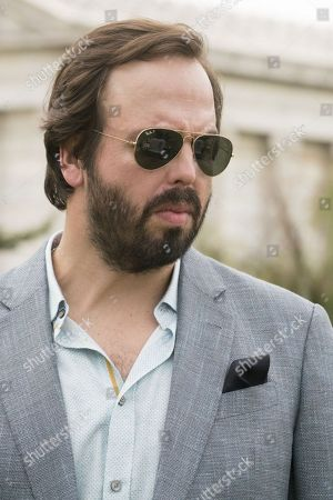 Stock Picture of Angus Sampson