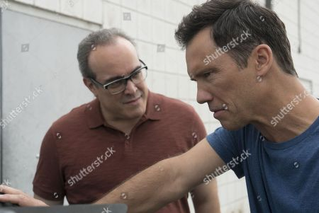 David Zayas, Jeffrey Donovan
