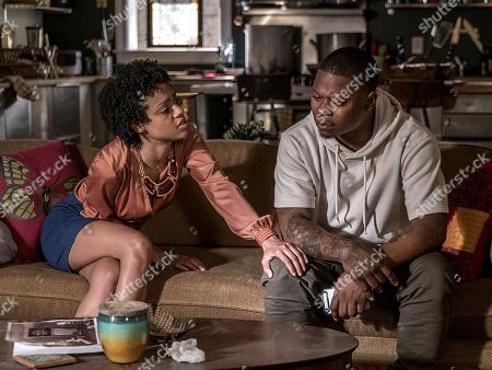 "Editorial image of ""The Chi"" (Season 1) TV Series - 2018"