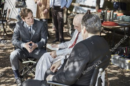 Roger Allam as DCI Fred Thursday, Donald Sumpter as Emil Valdemar and Shaun Evans as DS Endeavour Morse