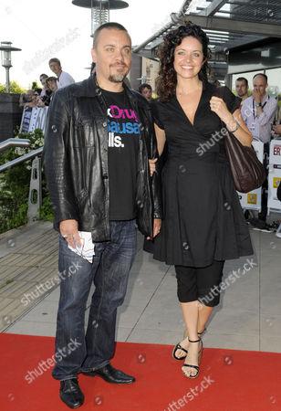 Lee Boardman and Jennifer James